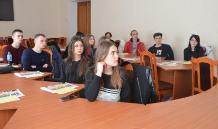 Випускники шкіл Первомайського району відвідали Миколаївський НАУ
