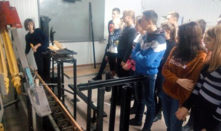 Гостинна зустріч учнів загальноосвітніх шкіл Березнегуватського району