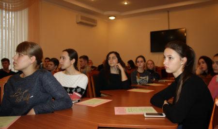 Випускники шкіл Березнегуватського району відвідали Миколаївський НАУ