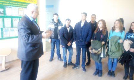 Профорієнтаційна робота серед випускників Вознесенського професійного ліцею