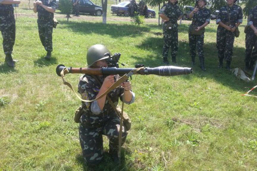 Військова підготовка