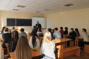 Майстер-клас у межах роботи школи вибору професій «Профі-старт: стань успішним!» на факультеті агротехнологій