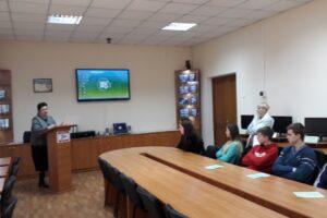 Вихованці Вищого училища фізичної культури м. Миколаєва завітали до Миколаївського НАУ
