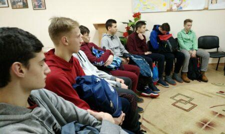 Кафедра фізичного виховання приймає гостей