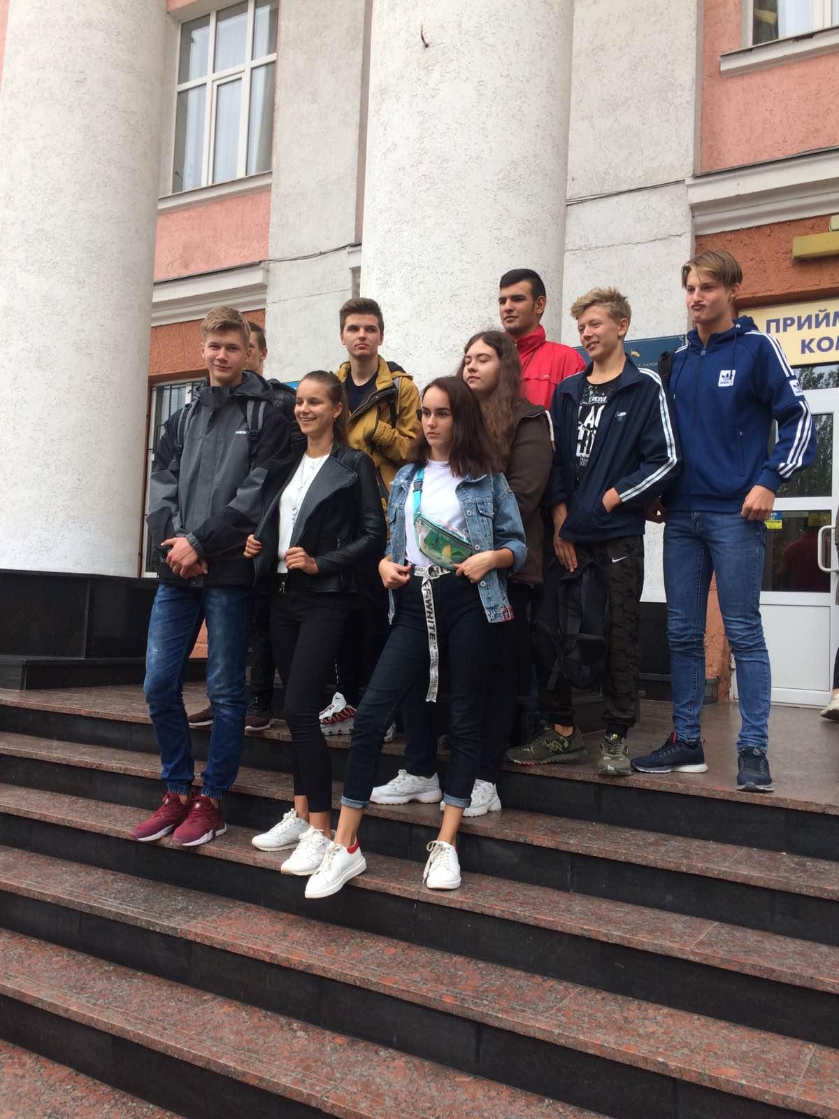 Екскурсія до Миколаївського національного аграрного університету