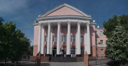 Головний корпус Миколаївського НАУ