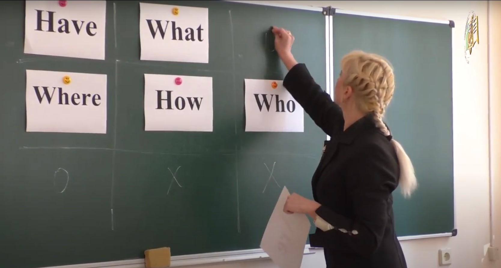 Профі-старт кафедри іноземних мов