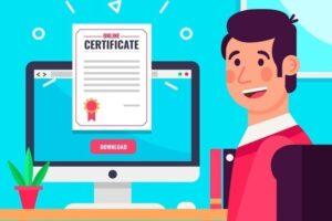 online-certification-with-student_23-2148599131